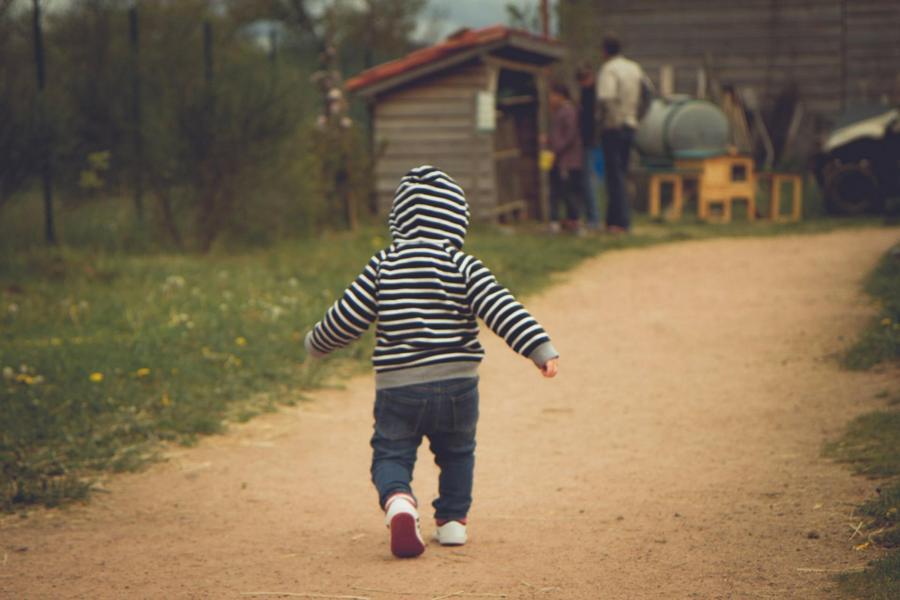 Marche bébé